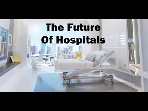 Let's Design The Hospital Of The Future! - The Medical Futurist