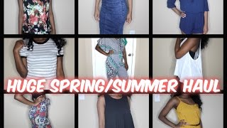 HUGE Spring/Summer Forever 21 Haul