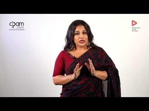 Vidya Balan - Anti-piracy Video