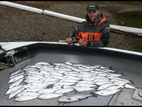 Cold Weather Takedowns | Winter Kokanee Fishing