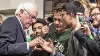 Stephen Bishop Supports Bernie Sanders. Here