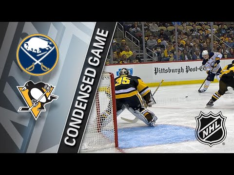 12/02/17 Condensed Game: Sabres @ Penguins