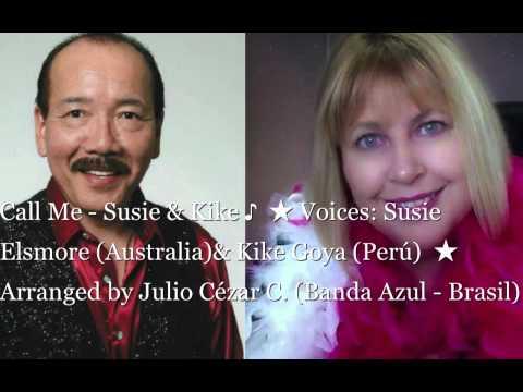 (  Call Me  ) Susie & Kike ♪  ★