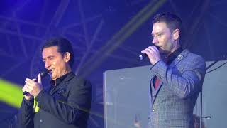 Baixar IL Divo 'Come What May' Timeless Castles & Country Tour, Thetford 05.07.18 HD