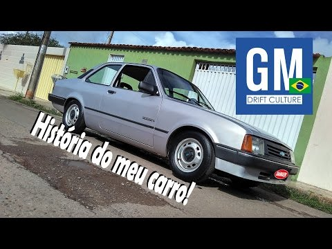 A História do Meu Chevette - GM Brasil Drift Culture