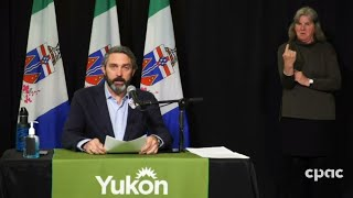 Yukon aims to lift COVID-19 travel restrictions with B.C. in July – May 29, 2020