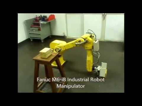 Fanuc M6-iB Industrial Robot Manipulator