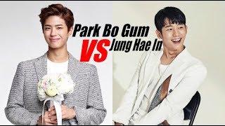 Video Park Bo Gum VS Jung Hae In download MP3, 3GP, MP4, WEBM, AVI, FLV September 2018