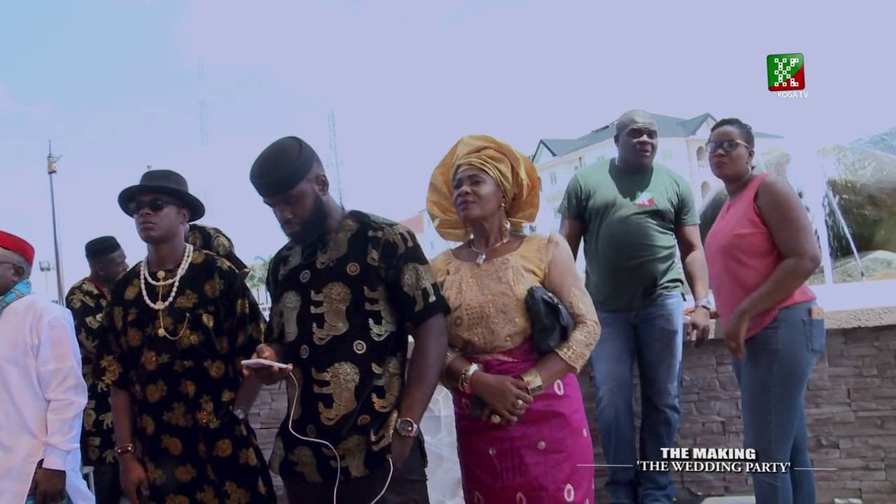 Download WEDDING PARTY 'The Making'