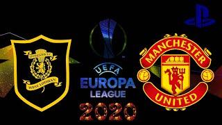 FIFA 20 UEFA Europa League Livingston vs Manchester United