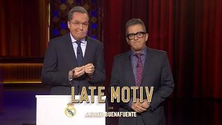 LATE MOTIV - Monólogo de Andreu Buenafuente y... Florentino Pérez   #LateMotiv193