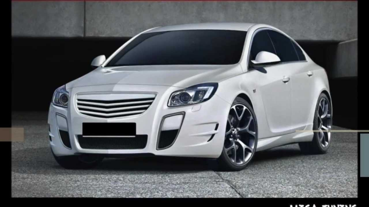 opel insignia tuning body kits youtube. Black Bedroom Furniture Sets. Home Design Ideas