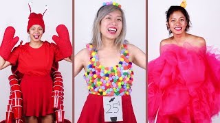 DIY HALLOWEEN Costumes! Creep It Real With These 5 Creative Halloween Costume Ideas by Blossom