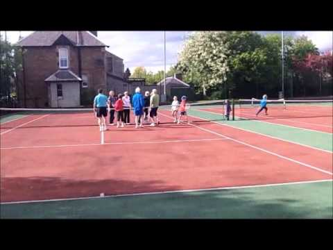 Perth Tennis Club Song
