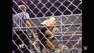 Dusty Rhodes vs. Lex Luger - United States Championship Steel Cage Match: Starrcade 1987