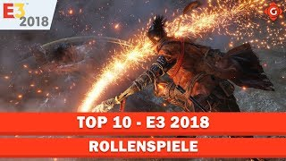 Die zehn besten Rollenspiele der E3 2018  | Top 10