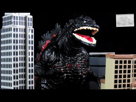 Playmates Shin Godzilla (2016) Kaiju Figure Review