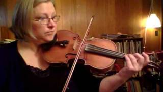 Gavotte by Gossec, Suzuki violin Book 1, Play-through clip