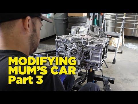 Modifying Mum's Car [Part 3]