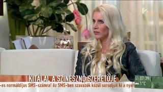 A Mokkában vállalt először tévés szereplést a leszbikus magyar színésznő élettársa - tv2.hu/mokka