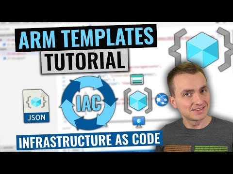 ARM Templates Tutorial | Infrastructure As Code (IaC) For Beginners