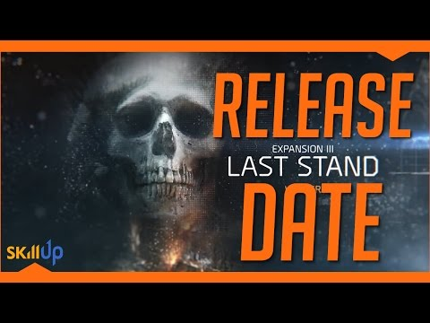 The Division | Patch 1.6 Last Stand Release Date + What's New In Patch 1.6 Last Stand?