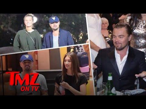 Leonardo DiCaprio Was Out With 2 Hot Chicks | TMZ TV