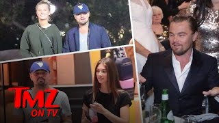 Leonardo DiCaprio Was Out With 2 Hot Chicks | TMZ TV