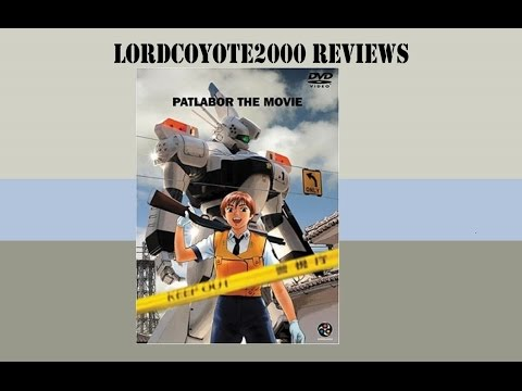 Patlabor: the Movie (2009) movie review