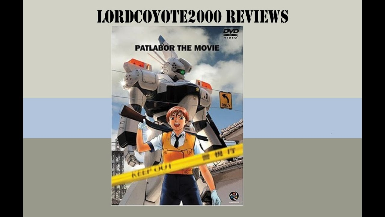 Patlabor The Movie 2009 Movie Review Youtube