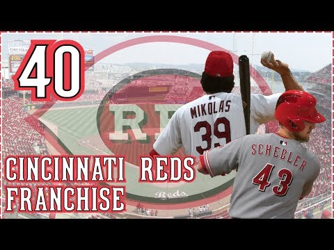MLB The Show 18 Cincinnati Reds Franchise Ep. 40: We're Hanging On!