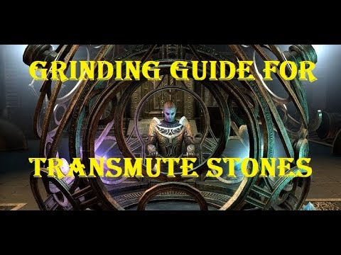 The Many & Best Ways To Grind Transmute Stones   The Elder Scrolls Online