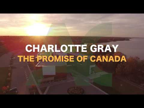 Algonquin College Speakers Series - Charlotte Gray