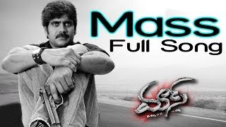 Mass Full Song ll  Mass Movie  ll Nagarjuna, Jyothika.