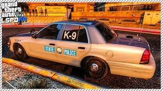 POLICE OFFICER ELANIP ON DUTY! GTA 5 RP POLICE SERVERS - ARRESTING ALL THE NERDS (GTA 5 POLICE)