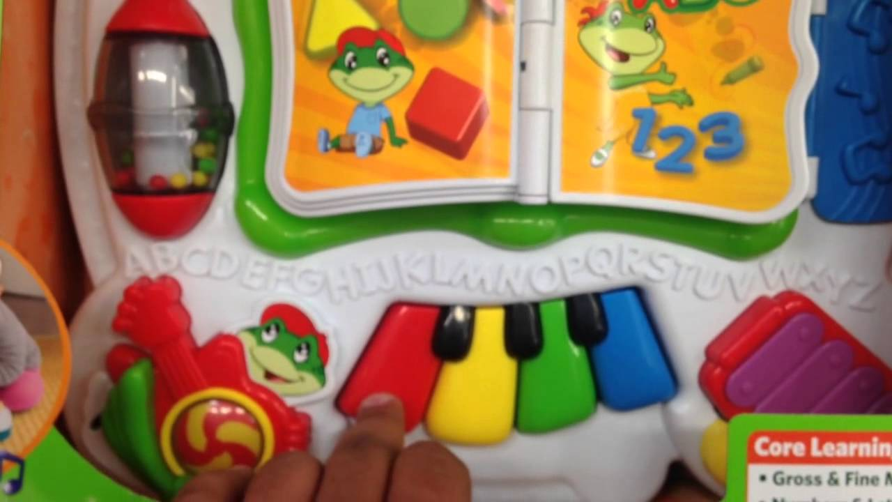 LEARN AND GROOVE MUSICAL TABLE By Leap Frog