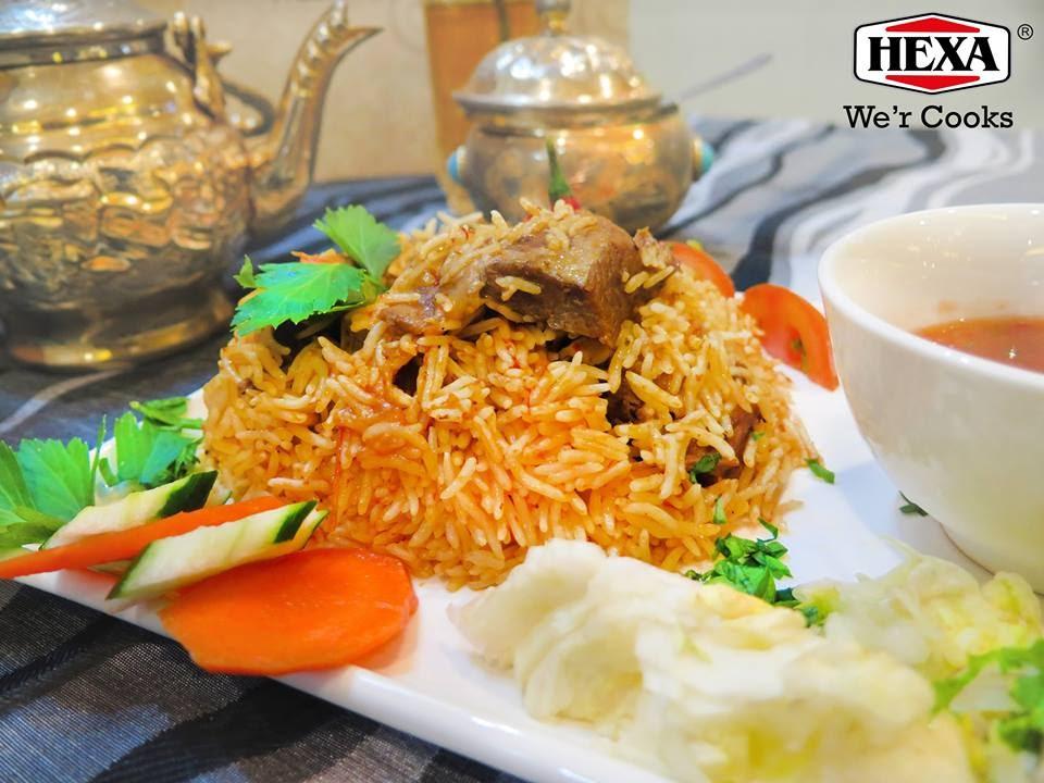 Resepi Ringkas Masak Nasi Arab Kabsah Kambing Bersama Chef Yassir Kabsah Lamb With Rice