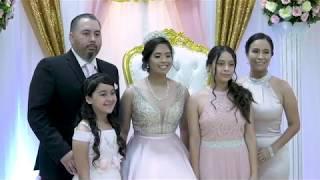 Zhaira Quinceañera Video Best Moments