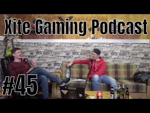 Xite Gaming Podcast - Ep 45 - The Golden Age of TV