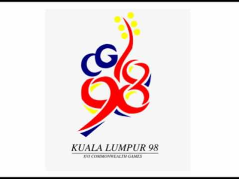 Kuala Lumpur 1998 Commonwealth Games - Theme Song - Standing in the Eyes of the World
