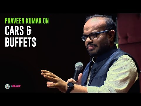 Comedian Praveen Kumar on Cars and Buffets