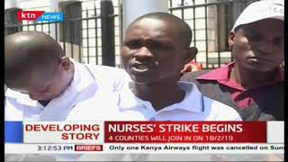 Nurses countrywide strike continue as most patients are forced to seek for privates hospitals