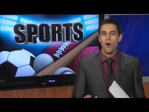 Jon Alba Sports Anchor/Reporter/Host Reel - February 2017