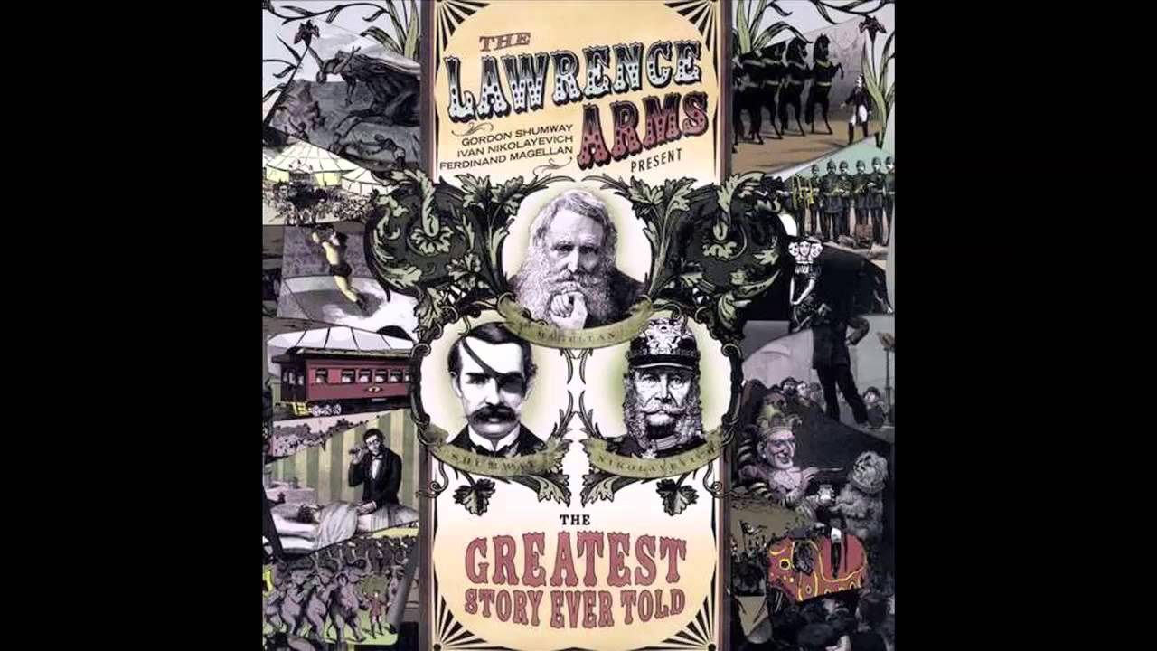 the-lawrence-arms-the-march-of-the-elephants-the-punk-rock-archive