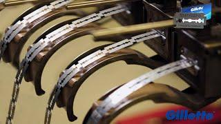 দেখুন ফ্যাক্টরিতে কিভাবে তৈরি হচ্ছে Razor blade    Gillette and Razor blades factory process