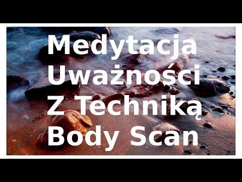 Medytacja Uważności z techniką Body Scan - 15 minut - Mindfulness