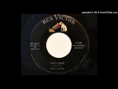 David Houston - Hasta Luego (RCA Victor 6611)