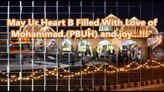 Happy Eid Milad un-Nabi 2015 wishes, Greetings, SMS, Whatsapp Video message, E-card