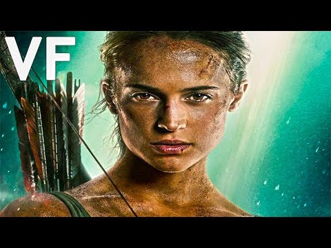 Tomb Raider Bande-annonce (2) VF / HD streaming vf
