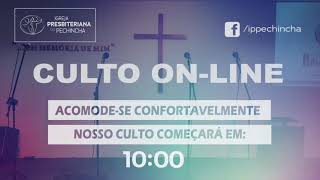Culto Vespertino - Rev. Fabio Castro - 11/04/2021